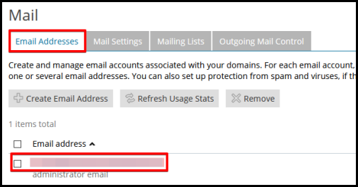set up email forwarding in plesk