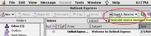 outlook express for mac setup step 11