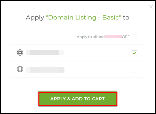 register domain name search box