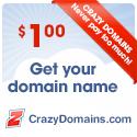 myBizFreeStuff CrazyDomains